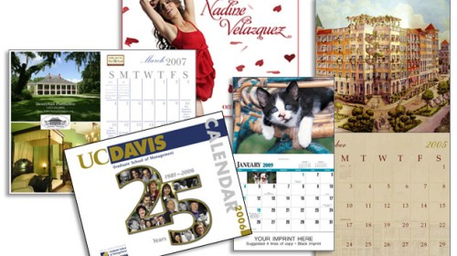 Use Promotional Calendars In Order To Gain Exposure