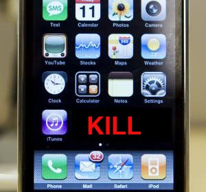 "A new operating system tool for the iPhone – ""kill switch"" to STOP 'Apple Picking'!"