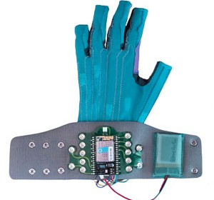 Create Music With the Wave of a Hand – Mi.Mu Mega Gloves