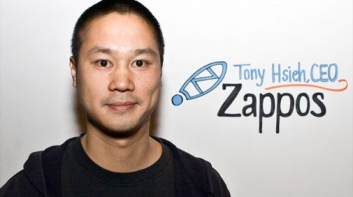 Born With The Entrepreneurial Spirit – Zappos.com CEO Tony Hsieh