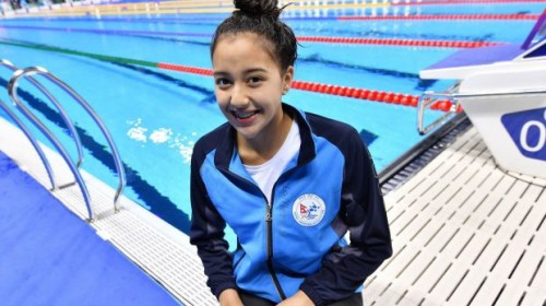 Gaurika Singh – the youngest athlete at the 2016 Rio Olympic Games