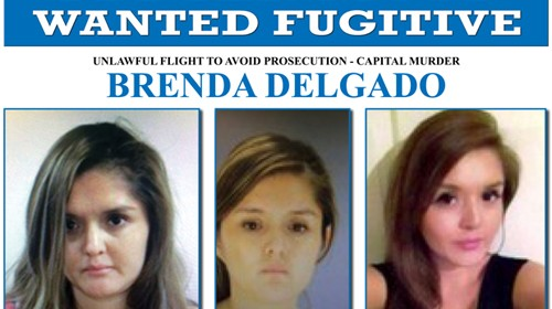 Brenda Delgado- FBI's Most Wanted Woman Captured!