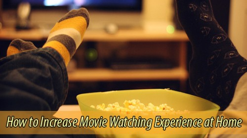 Watch Movies at Home Better Than In a Movie Hall!