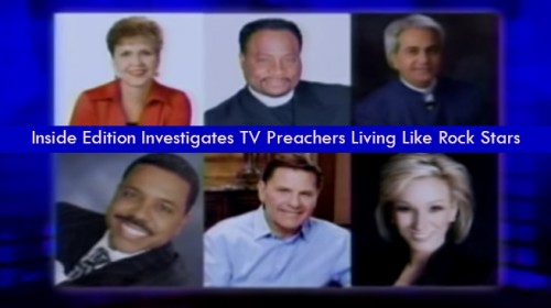 Preachers are all the same everywhere – why blame India!?
