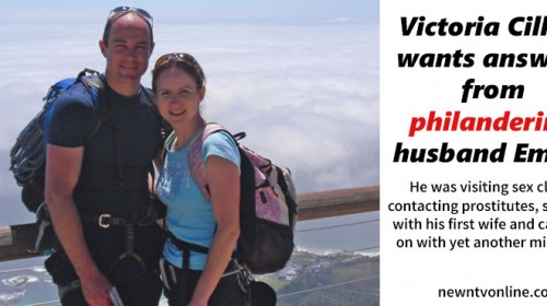 Victoria Cilliers wants answers from  philandering husband Emile!