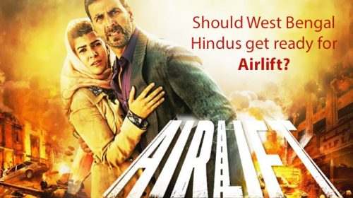 Should West Bengal Hindus get ready for Airlift?