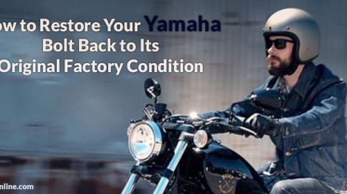 Restore Your Yamaha to Its Original Factory Condition